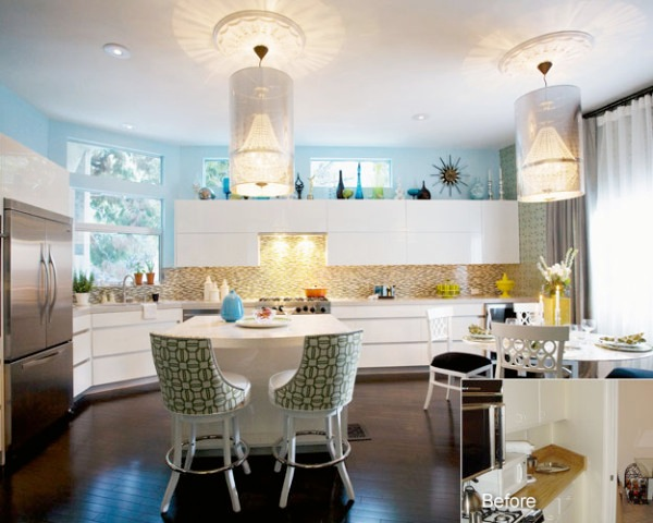 Amazing kitchen design ideas kenny davis design for Famous interior designs