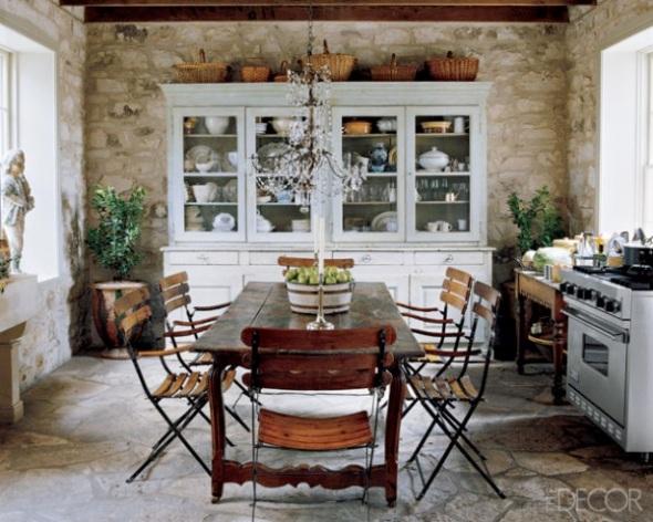 Dutch Kitchen Design Ideas ~ Antique dutch farm table kenny davis design