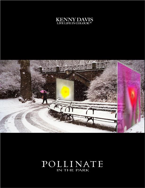 Kenny Davis Design: POLLINATE In The PARK!